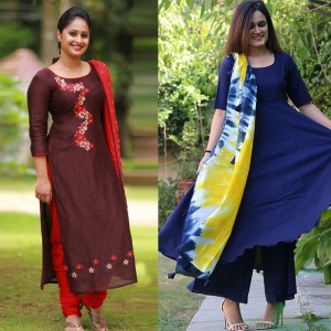 Pack Of 2 Festive Wear Kurtis