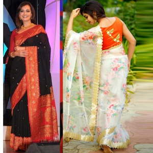 Buy 1 Saree & Get 1 Absolutly Free